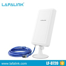Top quality 150Mbps wireless usb wlan adapter 802.11n built in 16dBi wireless antenna