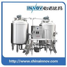 Micro brewing 100L, 200L, 300L 500L, 1000L per batch