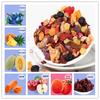 Natural Organic And EU Compliant Dried Fruit Blueberry Flavor Tea Blend Loose Leaf Detox And Beauty Tea