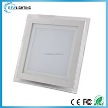 LED square magnifying glass light for Commercial & Industrial use
