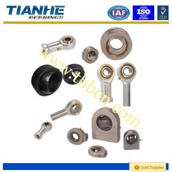 self-lubricating ball joint roller bearing female thread bush