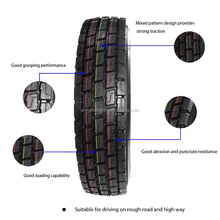 china supplier high quality trailer truck tire 11r22.5 in china