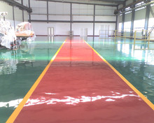 China Top Five Flooring System- Maydos Pharmaceutical Factory Concrete Epoxy Floor Resin Coating