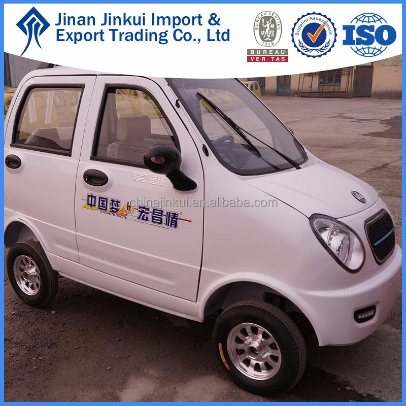 China manufacturer made 48v motor electric mini van for Electric car motor manufacturers