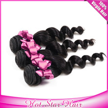 Blinking beauty top quality angle hair malaysia human hair alibaba hair products