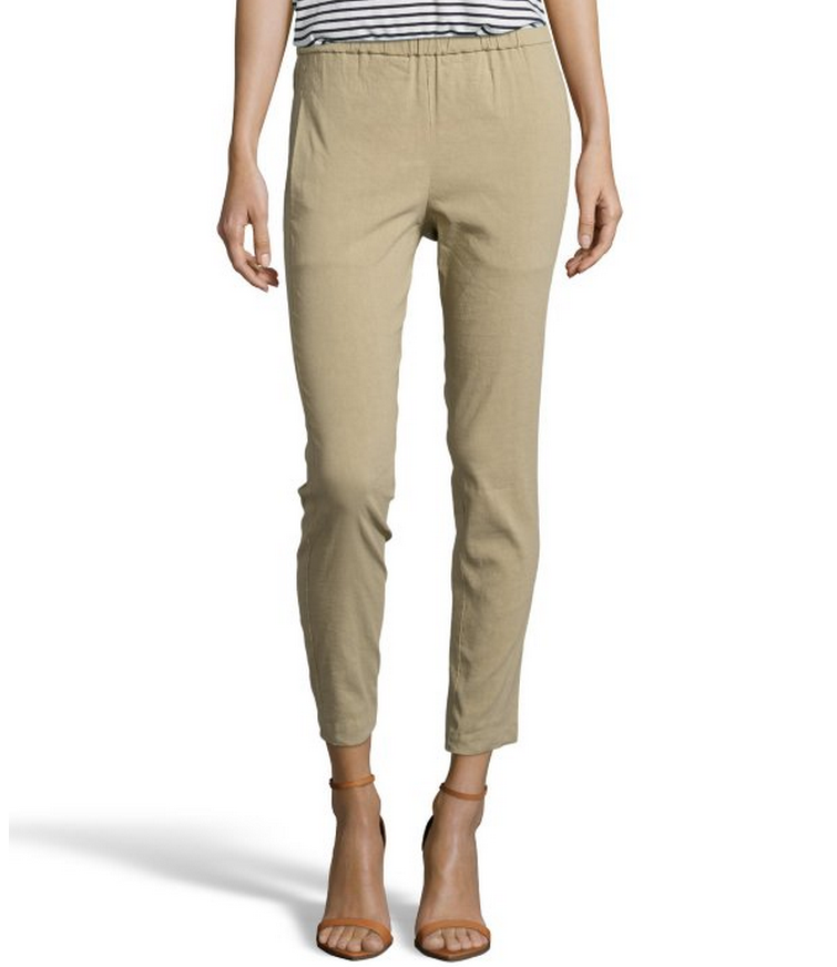 Unique Yes, I Firmly Believe Some Women Can Live Without A Bra  Most Obvious  Khakis Can Just Be Cotton Twill Pants In Any Neutral Color You Prefer And In The Scorching Hot Summer, Linen Pants Can Be A Great Alternative Yes, Many Linen