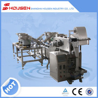 Automatic spare parts packaging machine screw packing machine