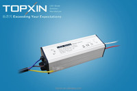 switching power supply Waterproof LED Driver 50W 1500mA 10S5P PF>0.96 Efficiency>87