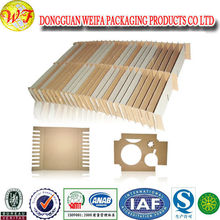 Paper card for carton wax dipped packing carton box for accessories
