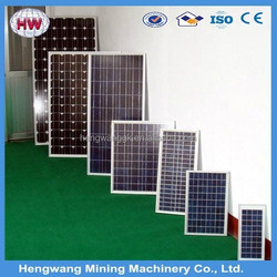 top supplier flexible pv solar panel 100w the lowest price for led light