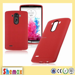 Soft TPU Silicone Rubber Back Case Protective Cover Skin For LG G3