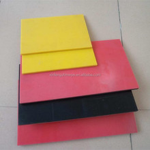 Colored Corrosion-resistant UHMWPE sheets plastic sheet/panel/board manufacturer