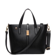 2015 China new model bag fashion women large PU handbag over the shoulder wholesale