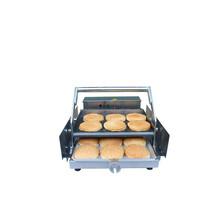 fast food restaurant equipment hamburger grill machine / hamburger bun toaster