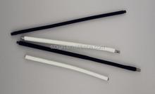 reading light gooseneck hose, Shenzhen supply silicone rubber coated gooseneck pipe, shiny gooseneck flexible arm