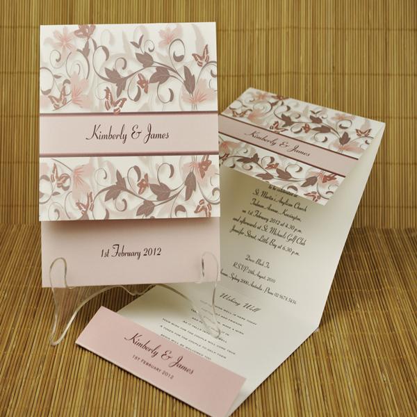 Simple Wedding Invitation Cards Samp Yaseen
