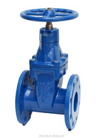 MEIJI Brand Resilient Seated Gate Valve BS5163