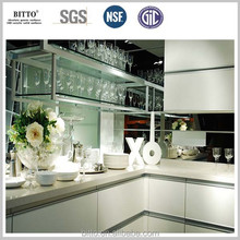 fire-proof solid surface reception desk bathroom kitchen countertop