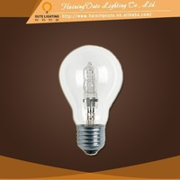 Top selling lighting incandescant lighting bulbs,halogen lamps 110V / 220V a55