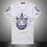 oem custom logo and design elongated digitsl printing man simple tshirt