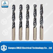 DIN338 Roast Color HSS6542 HSS Straight Shank Twist Drill Bit