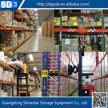 Buy direct from china wholesale warehouse rack for storage pallet