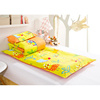 Baby and kindergarten 100% cotton quilt 3 pieces bedding sets kingdom of animals