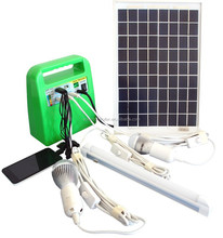 7Ah Solar Home System with CE ROHS SG1210