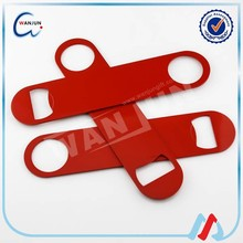 stainless steel hand held bottle openers