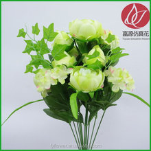 Popular Crazy Selling artificial peony ball