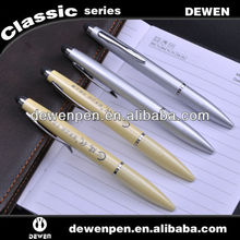 New desktop promotional metal good ball pen