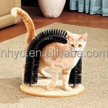 hot selling purrfect arch cat groom brushing pet products