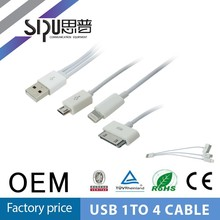 SIPU high speed micro usb cable iphone 5