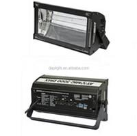 Professional 3000w dmx music control strobe light