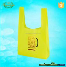 promotional non woven disposable shopping bags