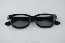 High-end Circular polarized 3d glasses for 3d TV/3D cinema/Computer games