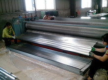 roof sheet; metal tile