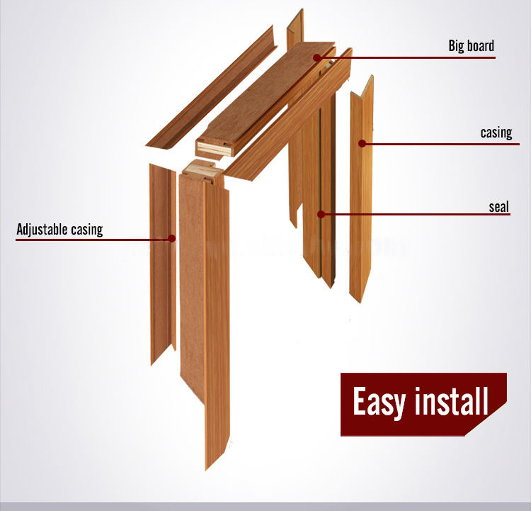 Bedroom Entry Main Teak Wood Door Design Buy Teak Wood Door Design - How to install bathroom door
