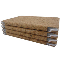 eco-friendly hand-wrapped mini cork ipad bag & case