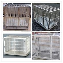 Metal Dog Fence Dog Kennel for Pet House