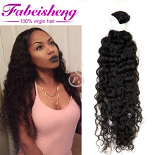 """Wholesale human hair extension manufacturers cheap 12-30"""" natural color brazilian human hair sew in weave remy 100 human hair de"""