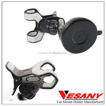 vesany unversal suction cup mount rotating elastic windscreen car mobile holder for universal phones