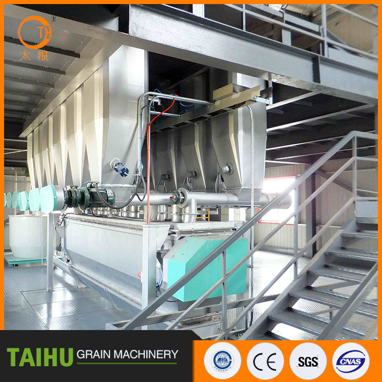 Best price second hand feed pellet production line Customized