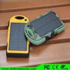 Flashlight solar Power Bank Solar Charger 10000mAh