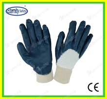 Wear resisting wear proof work glove Women Garden Glove nitrile glove fit garden