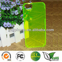 PC hard back cover case for iphone 5S