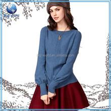 BIGWORLD 2015 New Fashion 100%wool Women pullover sweater Tops Lady Wholesale Sweater