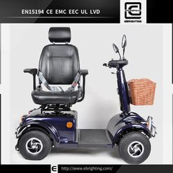 good quality 4x4 BRI-S01 10km/h mobility scooter 3 wheel