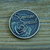 Factory sales cheap custom metal challenge coins