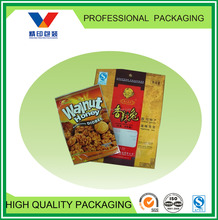 plastic inflatable packaging auto pouch for chips